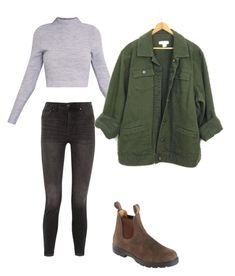"""""""Fall"""" by katiebug1031 on Polyvore featuring Madewell and Blundstone"""