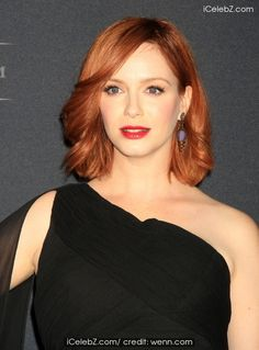 Christina Hendricks Photo http://www.icelebz.com/events/christina_hendricks_helps_johnny_walker_launch_new_drink_platinum/photo1.html