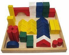 Juegos Didacticos Caja Con Tacos - Bs. 2.000,00 en MercadoLibre