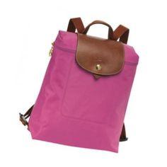 Tag: Online Cheap Longchamp Le Pliage Tote Bags 1899 089 514 VEGET \u0026middot; Borsa di alta qualit���� Longchamp Le Pliage zip Zaino Fucsia