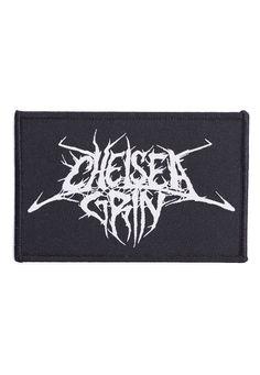 Chelsea Grin - Logo - Patch - Official Deathcore Merchandise Shop - Impericon.com Worldwide = $5.92