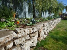Arthur Primmer At Brownsea | Recycled Concrete Retaining Wall | Pinterest | Recycled  Concrete, Concrete Retaining Walls And Retaining Walls