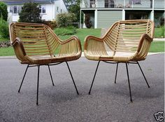 Garden Furniture Vintage the ultimate guide to vintage outdoor furniture: woodardspun