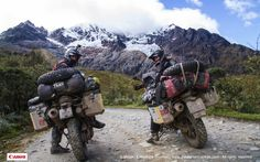 What is it like to ride through Peru's Cordillera Blanca? The Great American Trek lets you in on a few secrets www.greatamericantrek.com