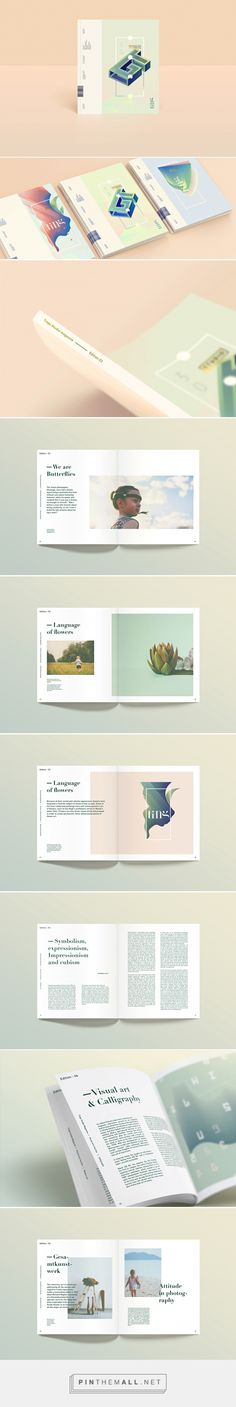 Ting™—(branding/editorial) on Behance - created via https://pinthemall.net