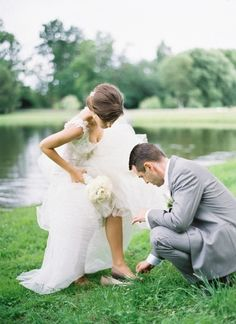 """I want my Prince Charming to put my shoe on my foot so I can have that """"Cinderella"""" moment!"""