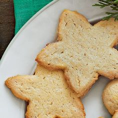 """From the Kitchen of Robin Warren, Clarkesville, GA""""For me, the cornmeal gives a traditional sugar cookie a more complex crunch,"""" says..."""