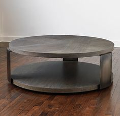Ettore Round Coffee Table - Coffee Tables - Collection - Mattaliano