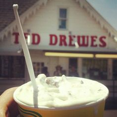 101 Things Every St. Louisan Must Do by St. Louis Magazine - Ted Drewes Frozen Custard, a STL tradition Stuff To Do, Things To Do, Random Things, Frozen Custard, St Louis Mo, All I Ever Wanted, Oh The Places You'll Go, So Little Time, Missouri