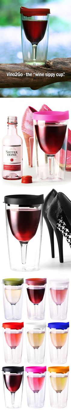 A wine sippy cup @Brandy B