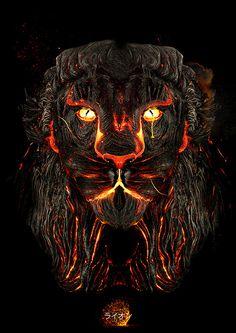Lion by Daniel Reuber.