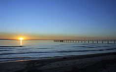 """Rimini Sunrise"" by @TravelWithKat"