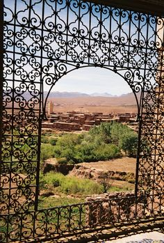 Quarzazate_ South Morocco