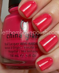 China Glaze — Wicked Style (Electropop Collection | Spring 2012)