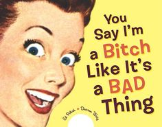 Vintage advertising book with funny, sassy sayings.