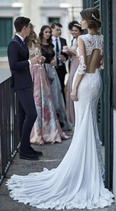 Courtesy of Maison Signore Wedding Dresses Excellence Collection