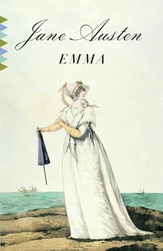 Emma by Jane Austen. Emma Woodhouse is a young woman who, having engineered the marriage of her companion, turns her attention toward making a match for the local vicar and her new protegee, Harriet Smith. Her one voice of reason and restraint is Mr. Knightley, who has known her since she was a child and who watches her behavior with wry amusement and sometimes with real anger.
