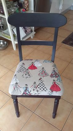 Chair for marie