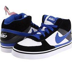Nike Nike Sneakers, Baskets mode pour garçon - Blanc - blanc, 30 EU Youth