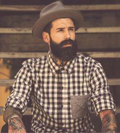 modelos de barba