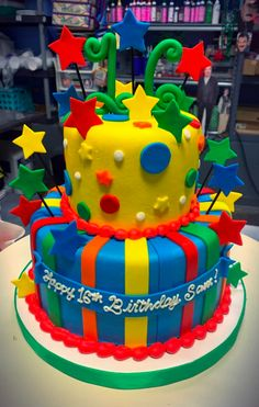Sweet 16 Cakes, Birthday Cake, Desserts, Food, 16th Birthday Cakes, Tailgate Desserts, Birthday Cakes, Deserts, Essen