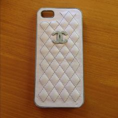 iPhone 5 case Baby pink color Other