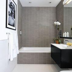 Grey Tone Bathroom