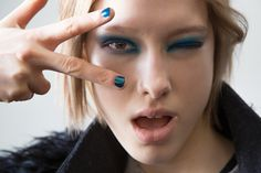 #Nails by JINsoon #Sephora #NYFW #FallFashionWeek