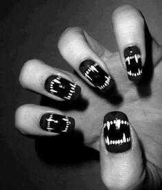 Fang nails