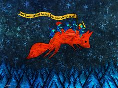 the night belongs to us wallpaper by wirrow, via Flickr