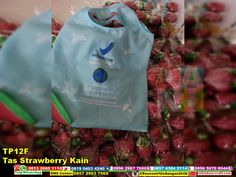 Tas Strawberry Kain WA/Telp 085226021075 BBM 5C771020  #tasunik #hargatas #TasStrawberry #JualStrawberry #desainundanganPernikahan