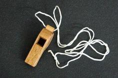 Wood Whistle