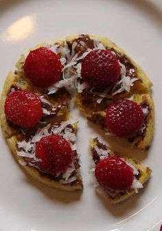 Try this Sweetzza recipe for an easy and delicious dessert that the whole family can help make together. Recipe courtesy of Vanessa Rouse.