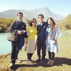 Chile - Sharing the Good News of God's Kingdom with others. - Jw.org -  Photo shared by @pabloisaac1995