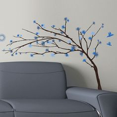 Branch Design II Wall Stickers design inspiration on Fab.