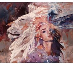 Wild & Beauty Fantasy Dreams - by Dimitra Milan - be artist be art magazine♥♥