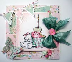 Tea, Cake and Crafting: Die-ing for it! A Little Bit Crafty mid-way remind...