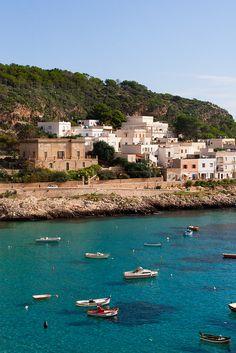 Levanzo, Egadi Islands, Sicily, Italy