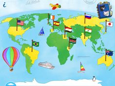 Music, Geography, Social Studies Lesson Plan - The Melody Book