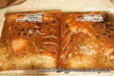 Enchilada Wraps - Freezer Crockpot meal