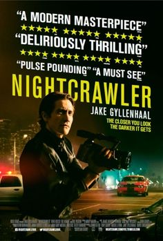 Poster for Film Nightcrawler