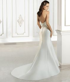 Cosmobella 2015 Preview Style 7694 by Demetrios