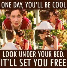Zooey Deschanel in Almost Famous. Love that film. Love her.