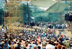 Organizers of Woodstock told authorities that they were expecting only 50,000…