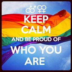 Love and who you wish to love and do not judge. Straight ppl r straight,bi ppl r bi,gay ppl r gay,lesbians r lesbians,so on and so forth. No matter who u luv u r still human and I shall support u no matter what. ((Btw I am bi))