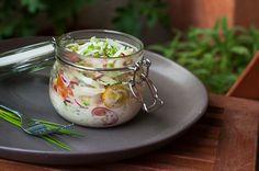 Wenn Ihr nach einem leckeren sommerlichen Salat sucht, habe ich hier einen Tipp für Euch. Wie wäre es mit einem Kohlrabi- Radieschen Salat.