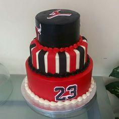 Jordan cake  | Louisville, KY | Coco's  Cakes Bakery 502-836-1707 | www.cocoscakesbakery.com