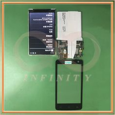 In Stock 100% Tested NEW Original For Philips Xenium W732 Touch Screen Digitizer Glass Panel Repair Replacement +Tracking number