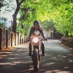 Real Motorcycle Women - thunderdolls (3)