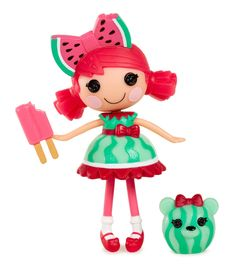 Lalaloopsy Mini - Water Mellie Seeds